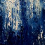Blue Untitled One